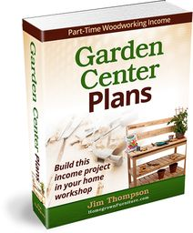 Potting Bench Project Plans