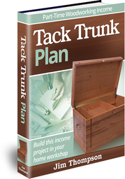 Tack Trunk Project Plans