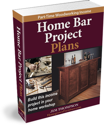Home Bar Project Plans