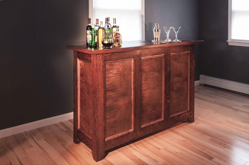 Bar with Booze - Scotty Fixed - SM